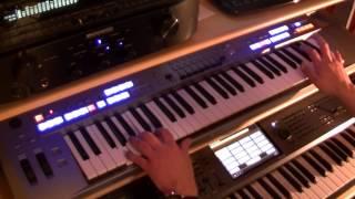 TYROS 5 - VIENNA WALTZ MEDLEY : Le Beau Danube bleu - Dmitri Shostakovich - Waltz No. 2
