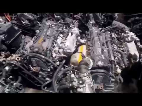 Used JDM Honda engines from Japan