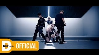 KARD - Dumb Litty _ Performance Video (BLACK ver.)