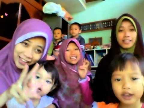 Lagu islami untuk anak-anak (Shalat 5 Waktu)