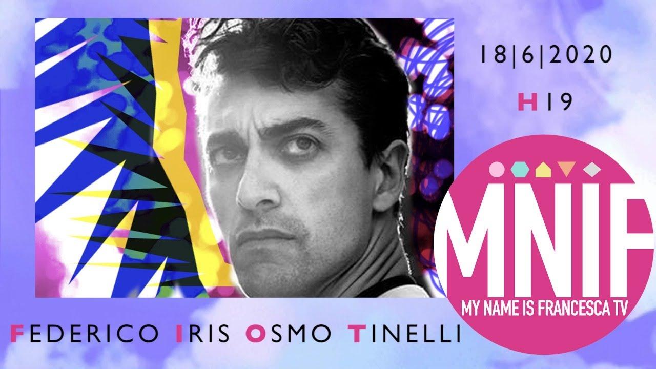 MNIF TV incontra Federico Osmo Tinelli