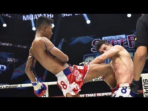 Muay Thai Super Champ - วันที่ 06 Jan 2019