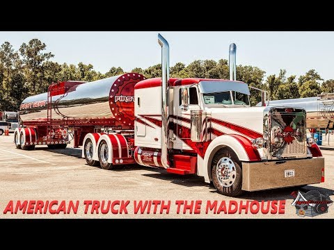 AMERICAN TRUCK SIM WITH THE MADHOUSE