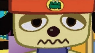 PaRappa the Rapper Walkthrough/Gameplay PSone HD