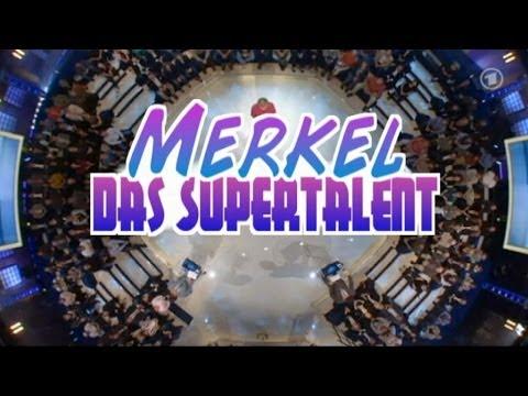 Merkel - Das Supertalent. YOU FM Synchro mit Coldmirror