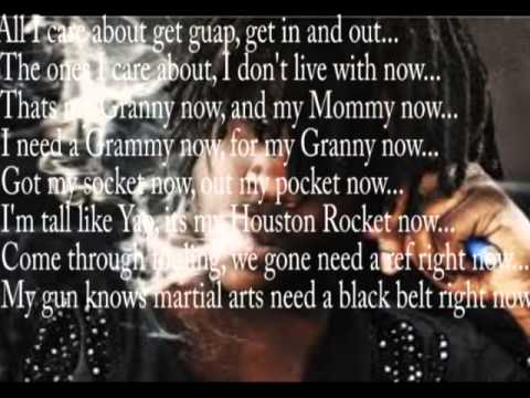 Chief Keef - All I Care About - (New Official Lyrics)