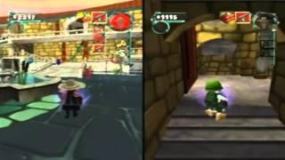 Spy vs. Spy (PS2) Modern Mode Walkthrough: Mansion (Episode 1 of 8)
