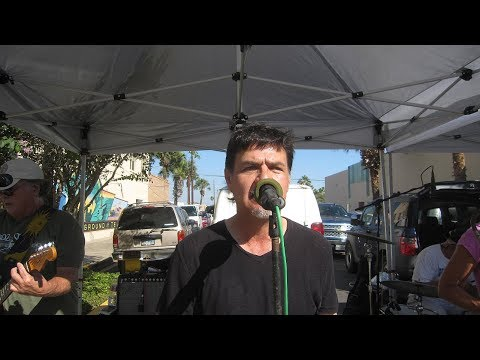 Jackson Ave Market Day at Harlingen Texas - music by BongoDogs