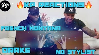 French Montana - No Stylist ft Drake (Official Video) |Reaction