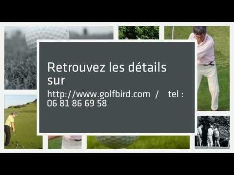 Le?on de golf et stage de Golf à Biarritz -GOLFBIRD- tel: 06 81 86 69 58 - Stage de golf Biarritz