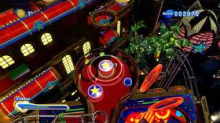 Sonic Generations (PC) - Casino Night DLC | GamersCast