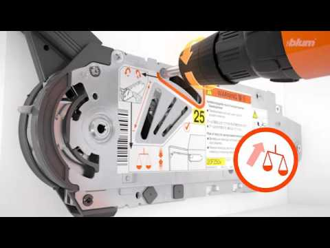 Blum AVENTOS HF Montagefilm - LAYER-Grosshandel - YouTube