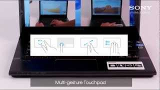 NEW 2012 Sony 14 VAIO E Series Unboxing