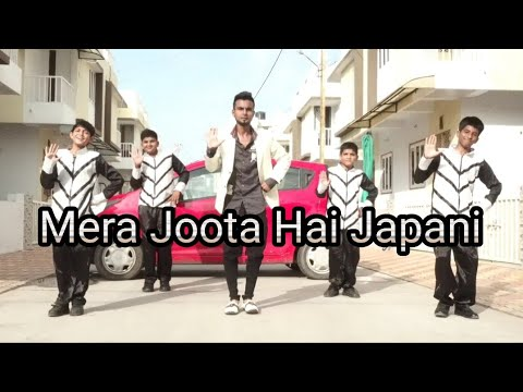 Mera Joota Hai Japani - Raj Kapoor ( Risk )