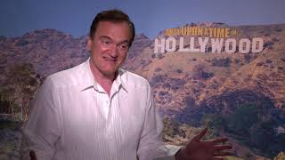 Quentin Tarantino - EXCLUSIVE INTERVIEW BY JANET R. NEPALES