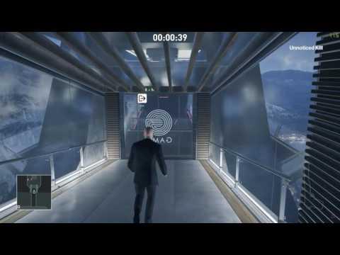 HITMAN - Elusive Target #25 - The Fugitive/Suit Only/Silent Assassin