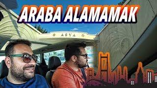 İstanbul Macerası ve Araba Alamamak!, Avrasya Tüneli Vlog 96
