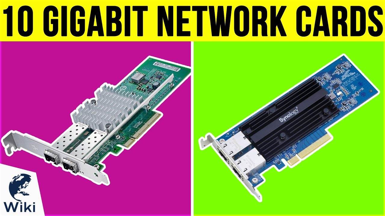 Top 10 10 Gigabit Network Cards of 2019 | Video Review