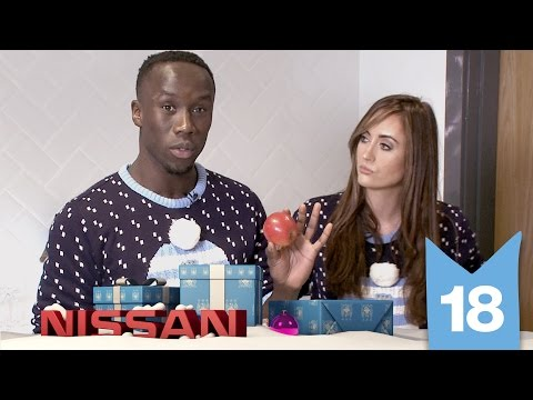 SAGNA'S CHRISTMAS CRUMBLE | Man City Advent 2015 | Day 18