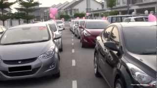 Malaysia Elantra MD Club 2012 Review