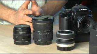 How to use wide-angle lenses on your digital SLR