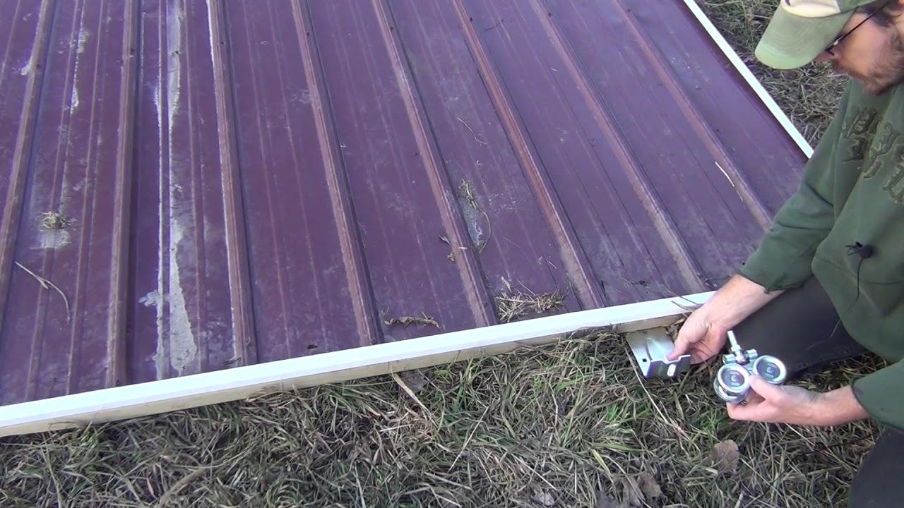 Barn Door Repair And Installation