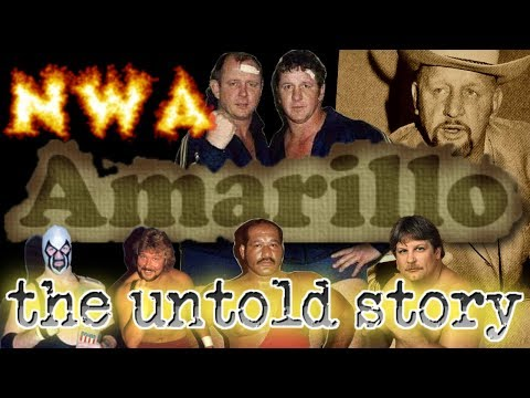NWA Amarillo - Western States Sports | The Untold Story | Wrestling Territories Documentary 21/50