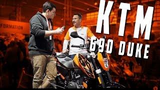 KTM 690 DUKE I Die besten A2 Bikes - Episode 1