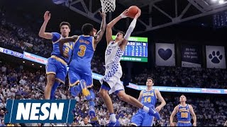 UCLA Bruins Set To Face Kentucky Wildcats In Sweet 16