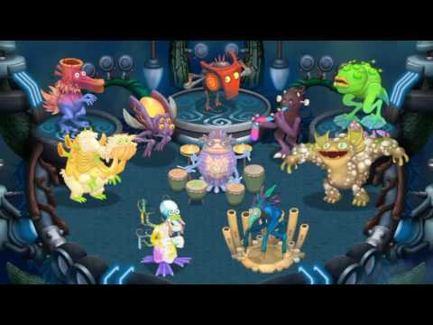 My Singing Monsters  Wublin Island Full Song Update 6