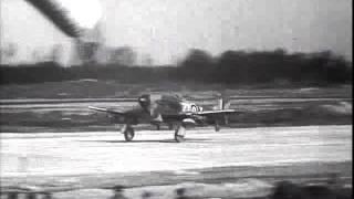 RAF No 247 Squadron Hawker Typhoon