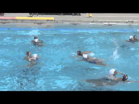 Baldwin vs. Maui Girls Water Polo 4.2.16