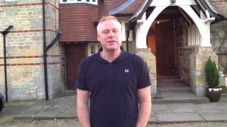 TV Star Tom Craig Loses 10lbs in 6 days at fitness retreat uk