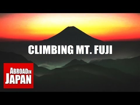Climbing Mount Fuji | 8 Hours of Hell