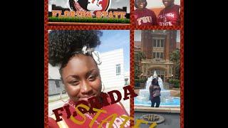 Florida State University campus tour 2015