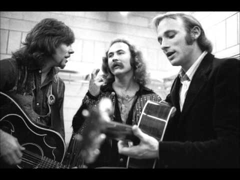 Crosby, Stills & Nash - Helplessly Hoping (studio outtakes) - 1969