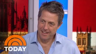 Hugh Grant Discusses His New Role In 'A Very English Scandal' | TODAY