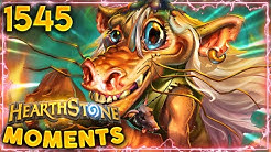 Hearthstone: Funny and Lucky Moments Ep.1545