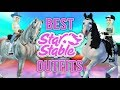 MY FAVOURITE RACING OUTFITS | Star Stable Online