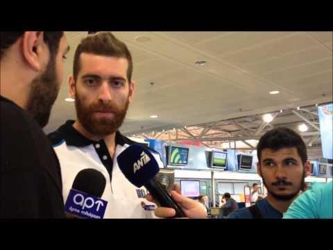 Video : Εθνική Ανδρών | ...συνέχεια προετοιμασίας στο Στρασβούργο