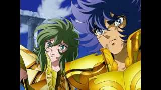 Saint Seiya (THC - Elysion) - Thanatos destroying the Gold Cloths
