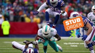 Why Bills Fans HATE the Miami Dolphins. - The Story of the Buffalo Bills vs Miami Dolphins Rivalry