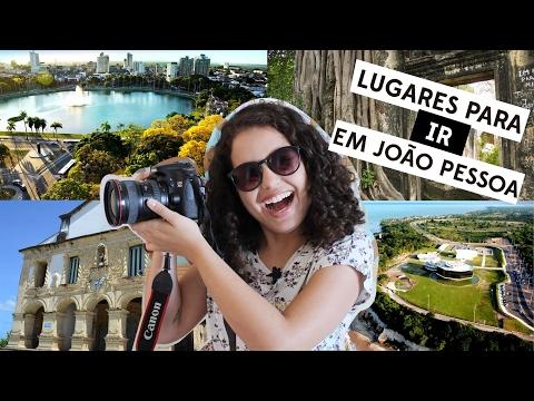 Lugares diferentes para ir em João Pessoa!