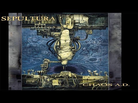 SEPULTURA - Chaos A.D. Vinyl Rip [Full Album] HD