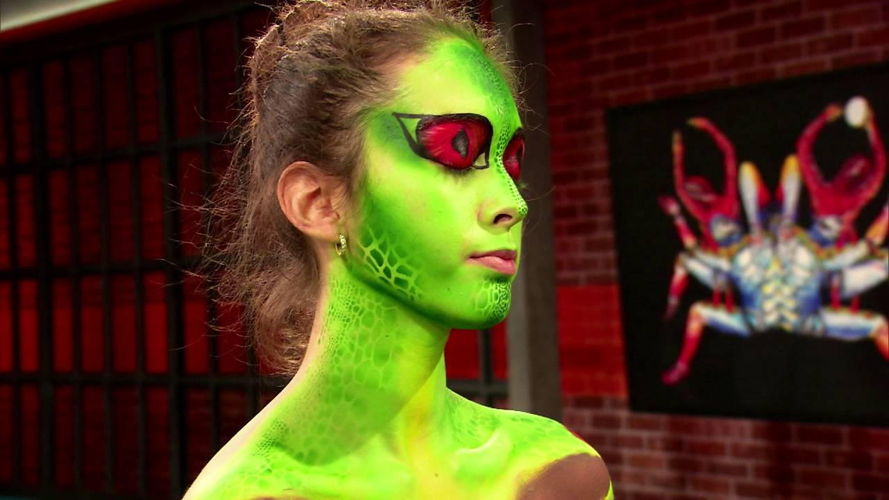 Paint Like Your Life Depends On It Skin Wars Fresh All New Wed You