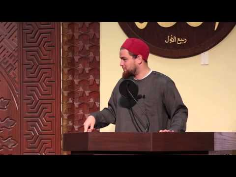 The Proof of Love - Ustadh Abdelrahman Murphy