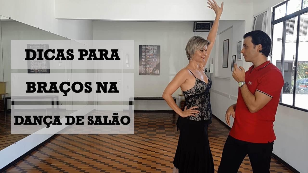 ce711ec0c6 Dicas para braços na Dança de Salão 16 366 - YouTube