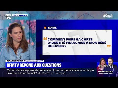 Comment faire sa carte d'identité française à mon bébé de trois mois ? BFMTV répond à vos questions