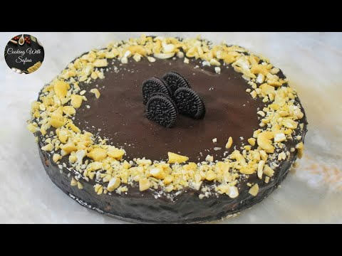 No-Bake Chocolate Biscuit Cake Recipe | Cold Cake Recipe | Eggless & No Oven