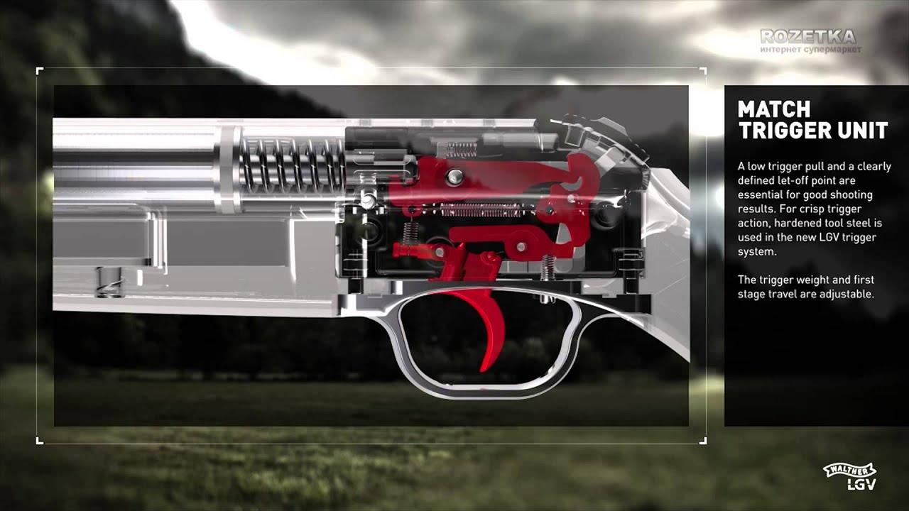 Evanix Speed Max Conquest Giant Giant X2 Avalanche: Пневматические винтовки Walther LGV